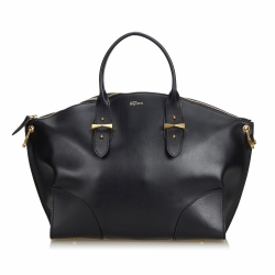 Alexander McQueen Leather Legend Handbag