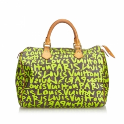Louis Vuitton Graffiti Speedy 30