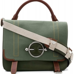 Jw Anderson Large Disc Satchel