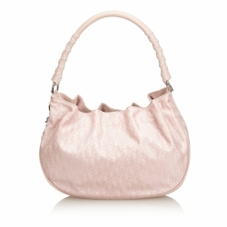 Christian Dior Oblique Nylon Shoulder Bag