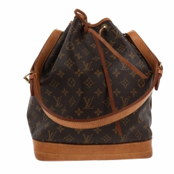 Louis Vuitton Grand Noè Tasche Monogramm