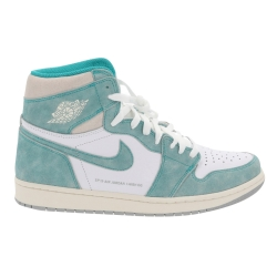 Nike Air Jordan 1 Retro High OG Green White Light