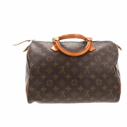 Louis Vuitton Monogramm Speedy 30 Tasche