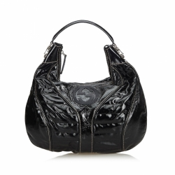 Gucci Small Snow Glam Hobo Bag