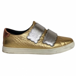 Fendi Golden sneakers