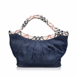Burberry Denim Handbag