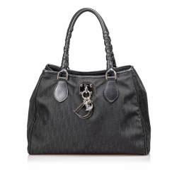 Christian Dior Jacquard Lovely Tote Bag