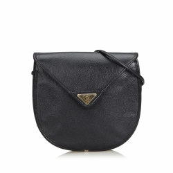 Yves Saint Laurent Leather Crossbody Bag