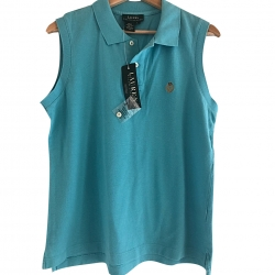 LAUREN Ralph Lauren Sleeveless Polo Shirt