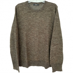 7 For All Mankind Pullover mit Metallgarn