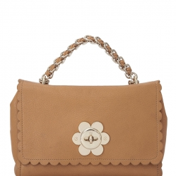 Mulberry Goatskin Cecily Shoulder Bag
