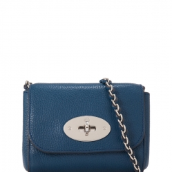Mulberry Grained Leather Lily