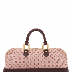 Louis Vuitton Monogram Mini Lin Alma Long