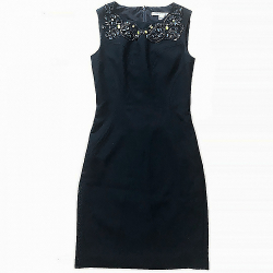 Diane von Furstenberg sleeveless dress