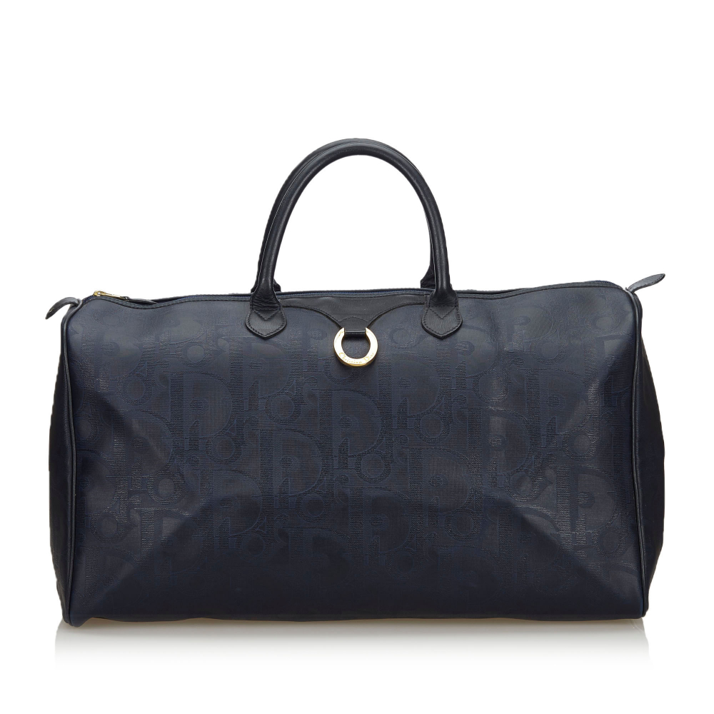 Christian Dior Dior Oblique Duffle Bag