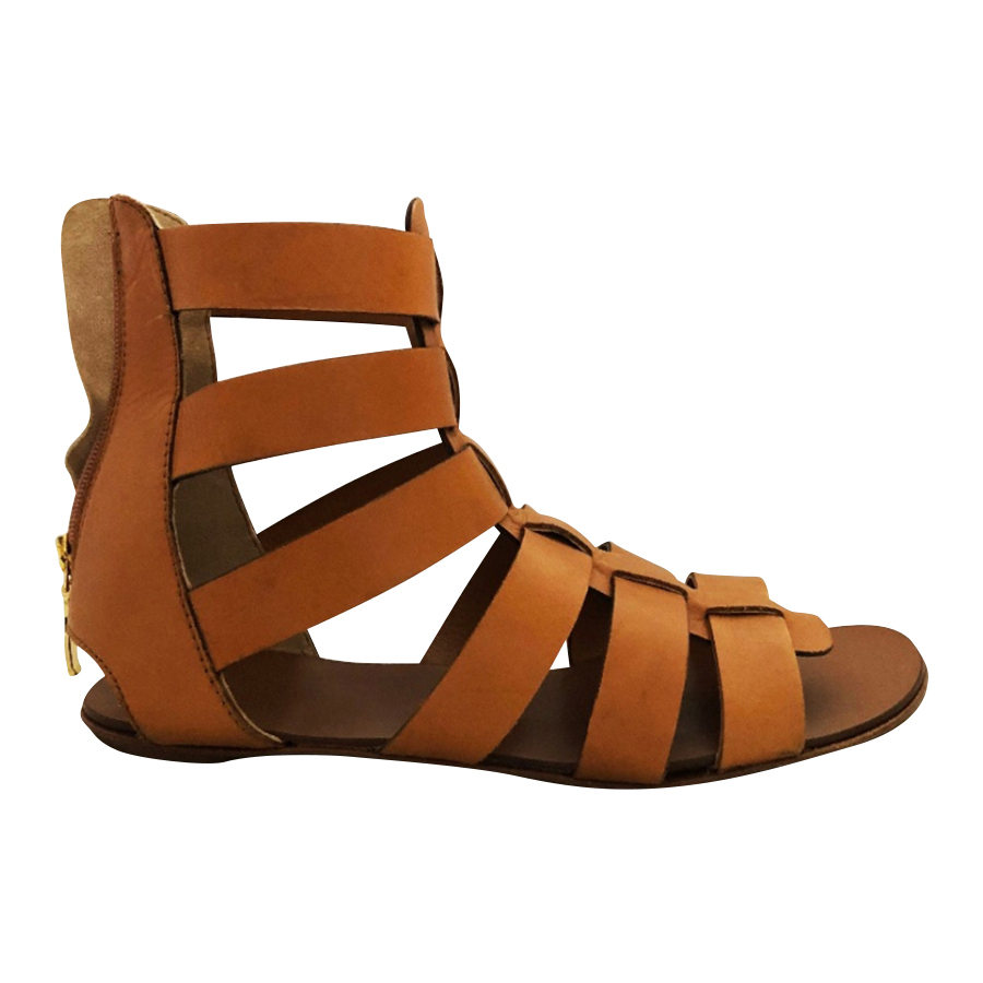 Baldinini leather sandals