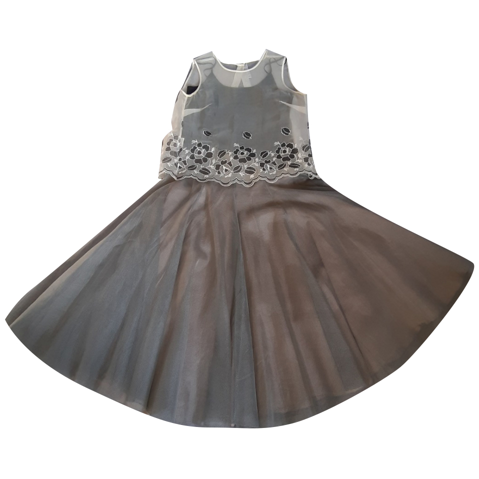 ARNALD VENTILO Top with skirt