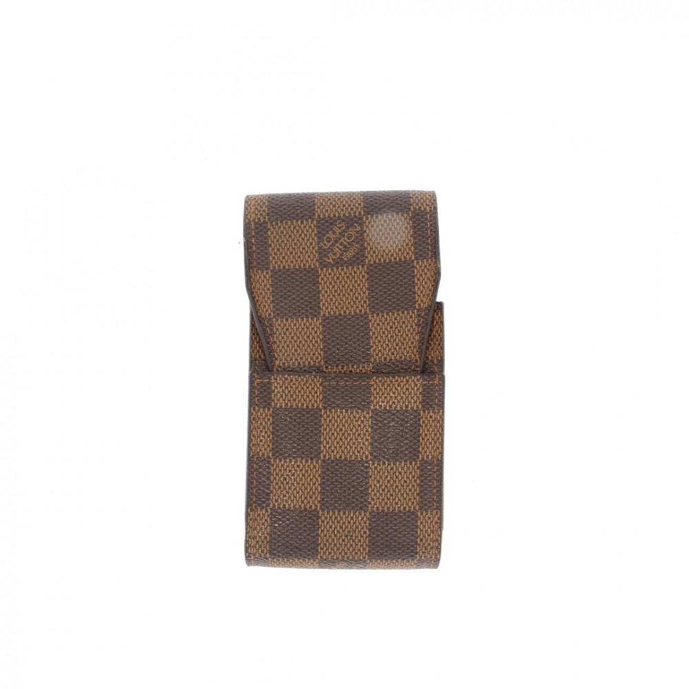 Louis Vuitton Cigarette Case Damier Ebene