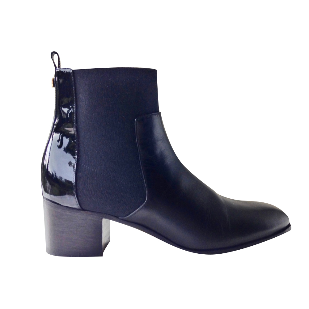 "Jimmy Choo ""Hallow"" chelsea boots"