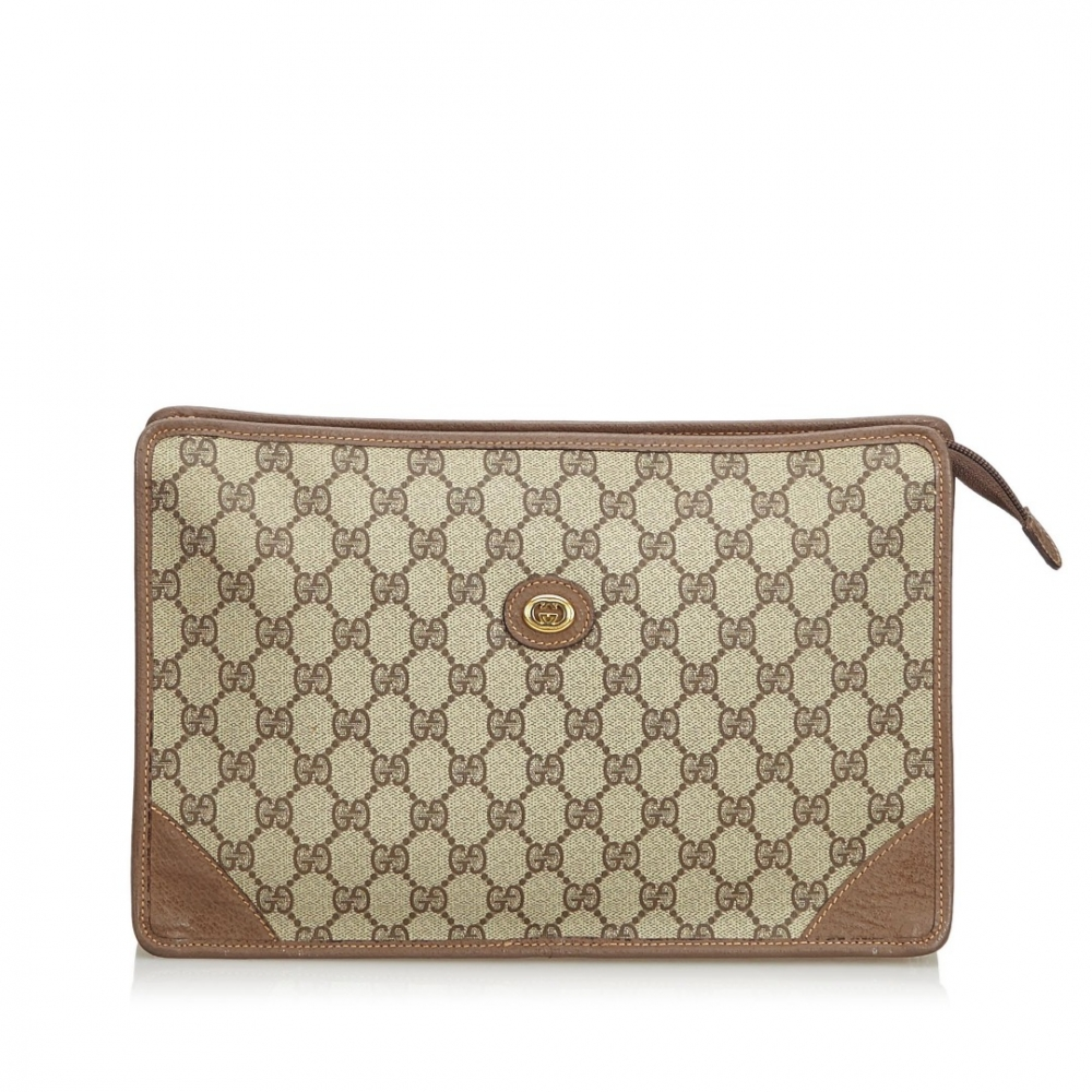 Gucci GG Clutch Bag