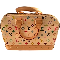 Louis Vuitton Multicolored Alma Handbag