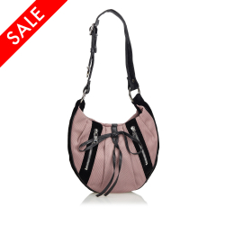 Yves Saint Laurent Fabric Shoulder Bag