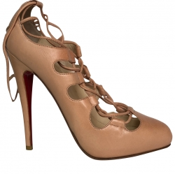Christian Louboutin Lace-up pumps