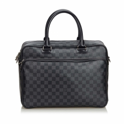 Louis Vuitton Damier Graphite Icare Laptop Bag