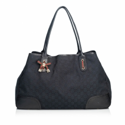 Gucci Large GG Canvas Princy Handbag