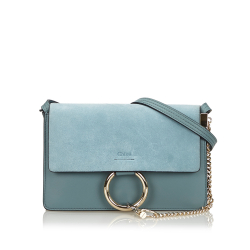 Chloé Leather Faye