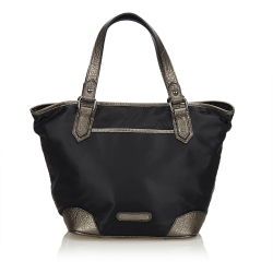 Burberry Nylon Handbag