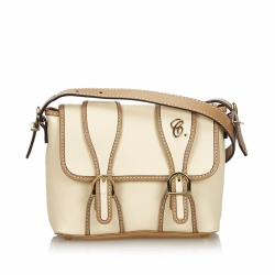 Chloé Leather Susan Crossbody Bag