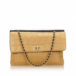 Chanel Choco Bar Reissue Shoulder Bag