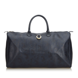 Christian Dior Oblique Duffle Bag