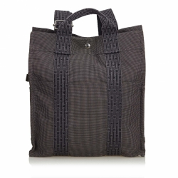Hermès Herline Canvas Backpack PM