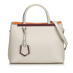 Fendi Small Leather 2Jours