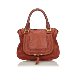Chloé Leather Marcie Handbag