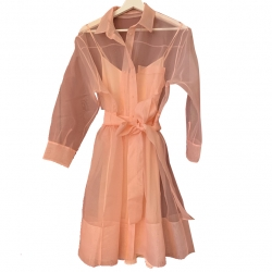 Maje Nude dress by MAJE