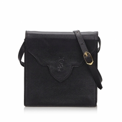 Yves Saint Laurent Leather Shoulder Bag