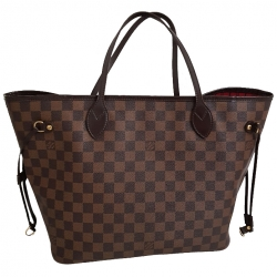 Louis Vuitton Neverfull mm checkerboard