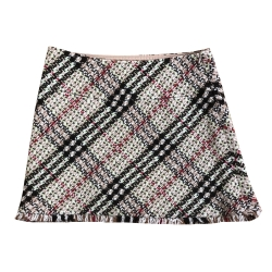 Burberry Little wool skirt