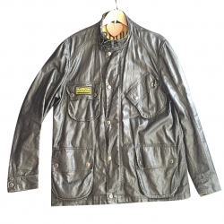 Barbour Waxed Field Jacket