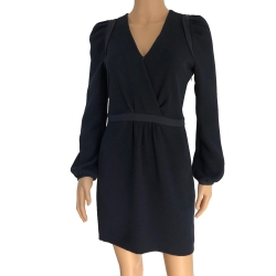 Maje Navy blue dress