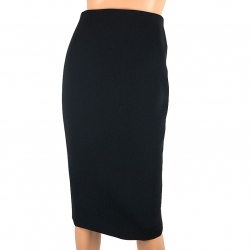 Victoria Beckham Zipped skirt on the back