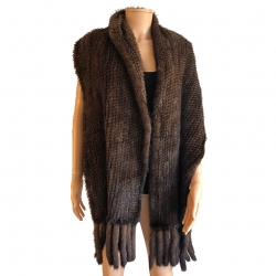 Cantarelli Knitted mink