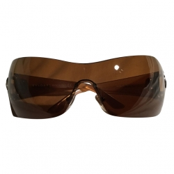 Bvlgari Brown sunglasses With brilliants