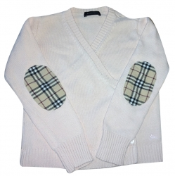 Burberry Kids Cotton sweater