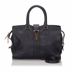 Yves Saint Laurent Leather Cabas Chyc Handbag