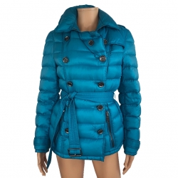 Burberry Turquoise down jacket