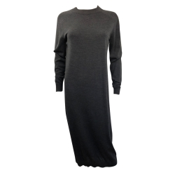 Weekend Max Mara Wool and cotton long dress